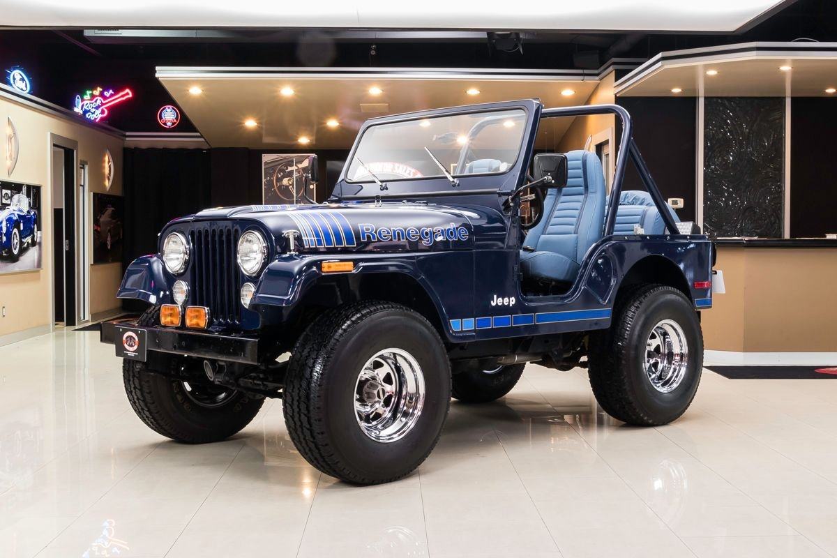 For Sale 1980 Jeep CJ-5