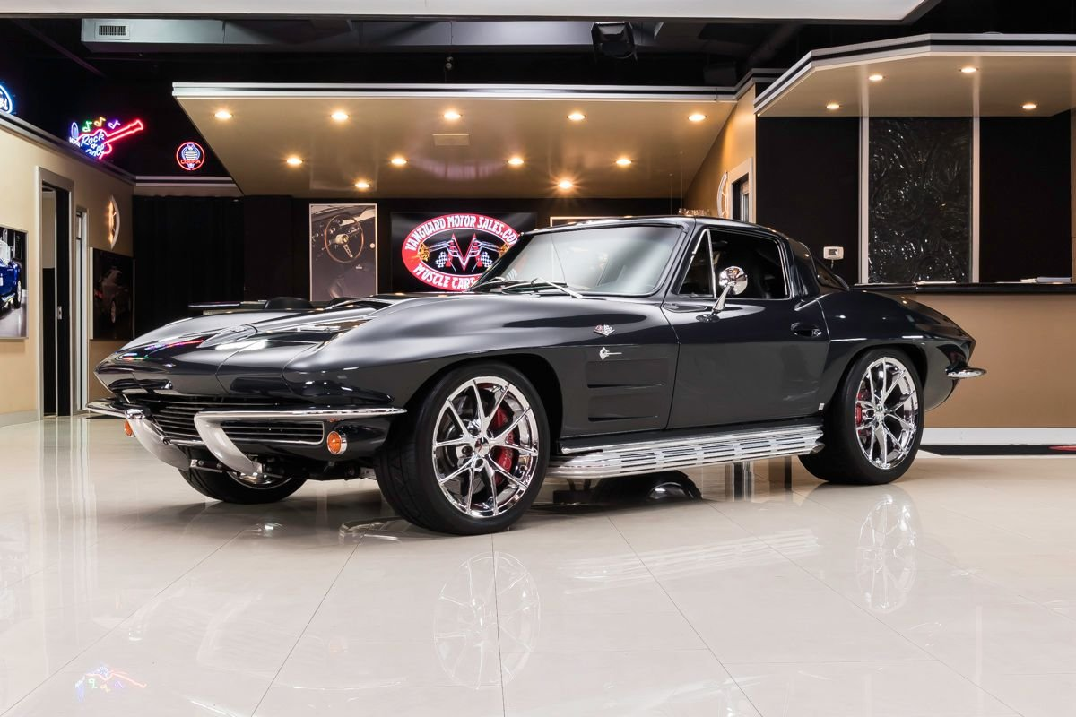 1964 chevrolet corvette stingray restomod