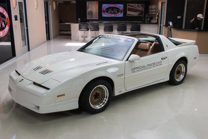 1989 Pontiac Firebird Classic Cars For Sale Michigan Muscle Amp Old Cars Vanguard Motor Sales