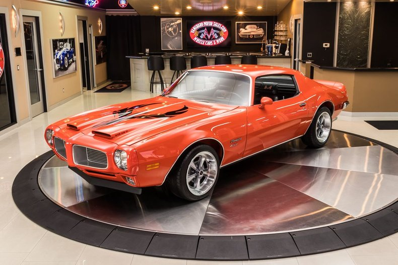 1970 Pontiac Firebird 31