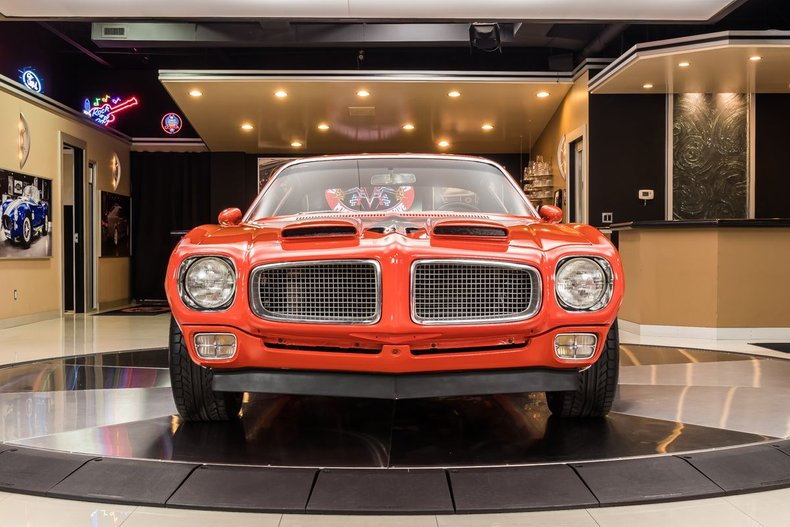 1970 Pontiac Firebird 32