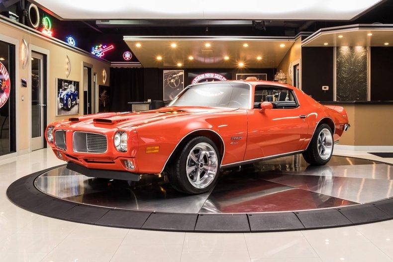 1970 Pontiac Firebird 28