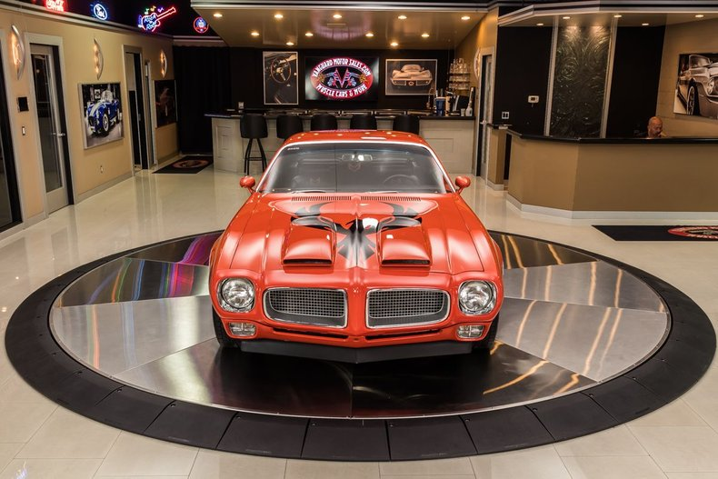1970 Pontiac Firebird 33