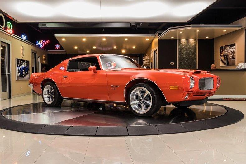 1970 Pontiac Firebird 34