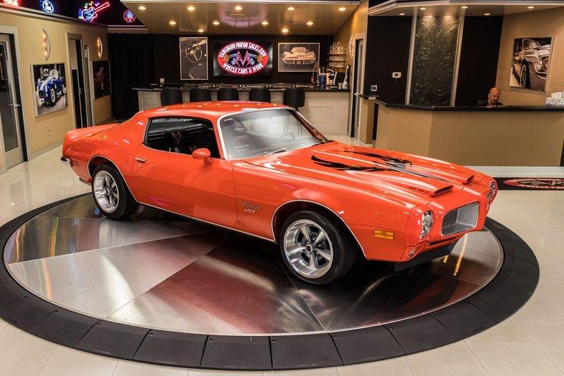 1970 Pontiac Firebird 35