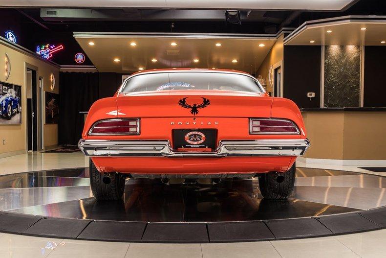 1970 Pontiac Firebird 37