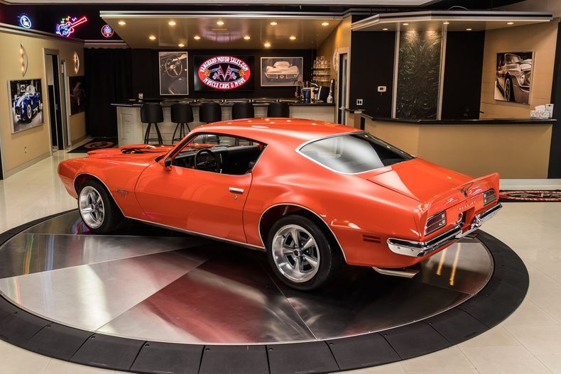 1970 Pontiac Firebird 40