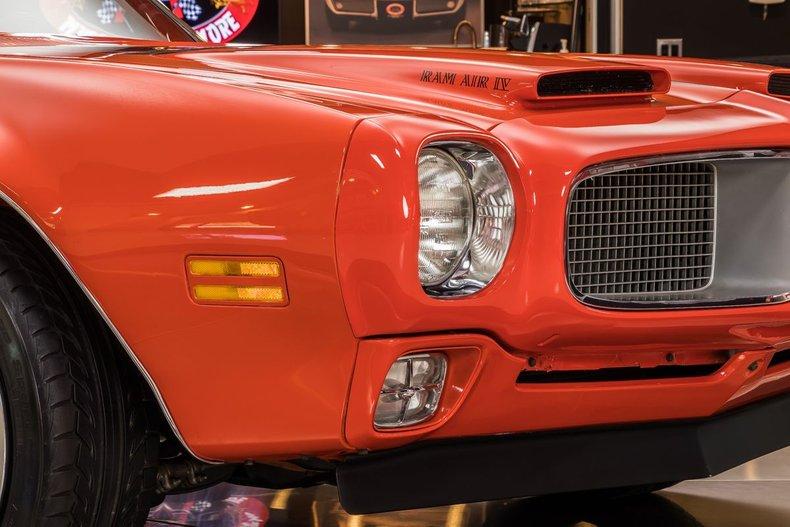 1970 Pontiac Firebird 43