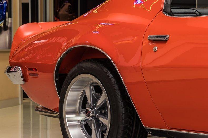 1970 Pontiac Firebird 45