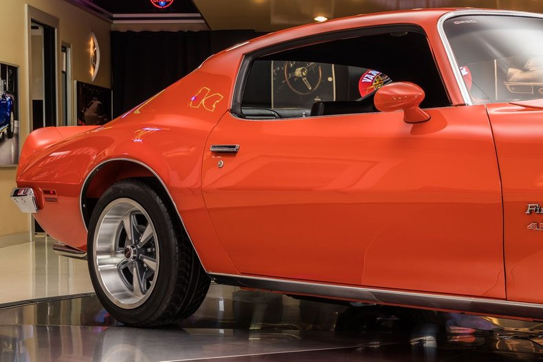 1970 Pontiac Firebird 44
