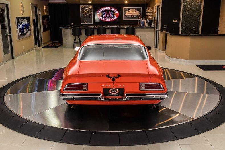 1970 Pontiac Firebird 38