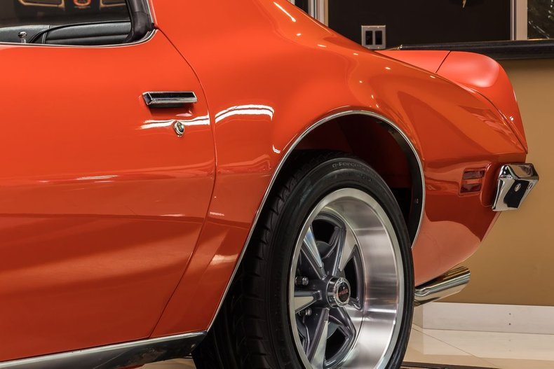 1970 Pontiac Firebird 53