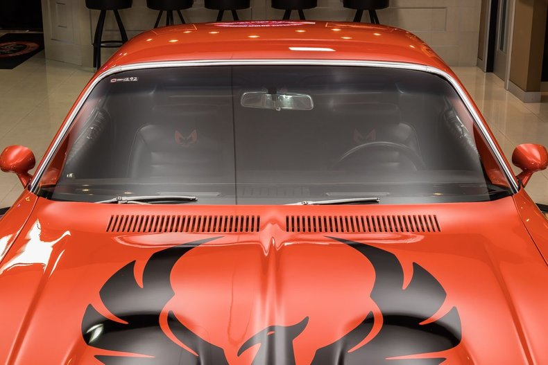 1970 Pontiac Firebird 48