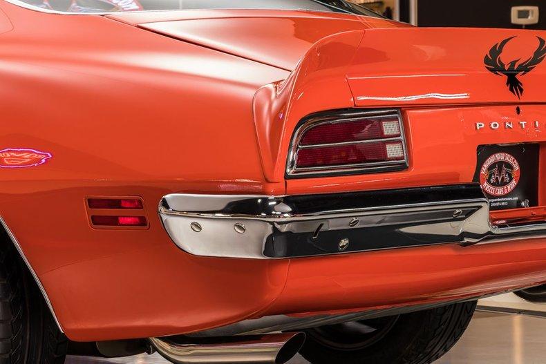 1970 Pontiac Firebird 56