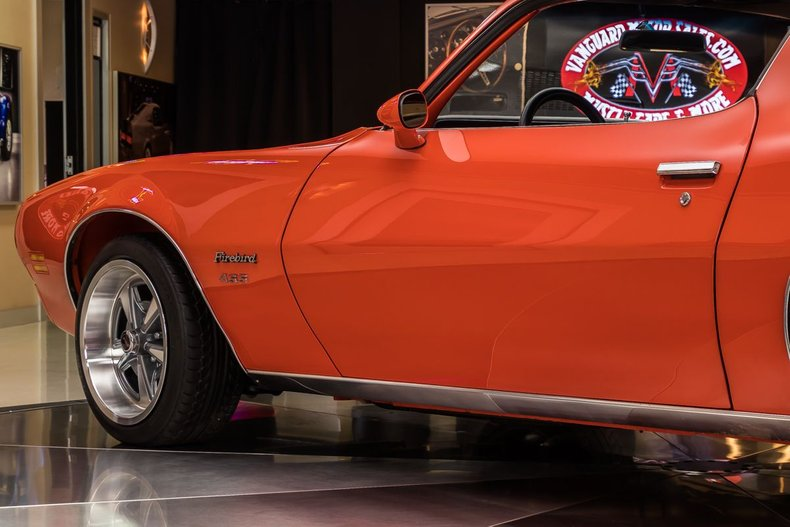 1970 Pontiac Firebird 57