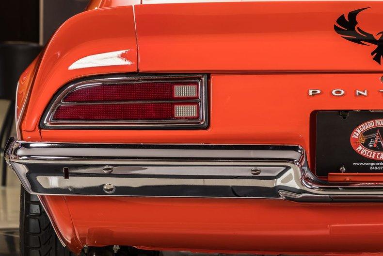 1970 Pontiac Firebird 55