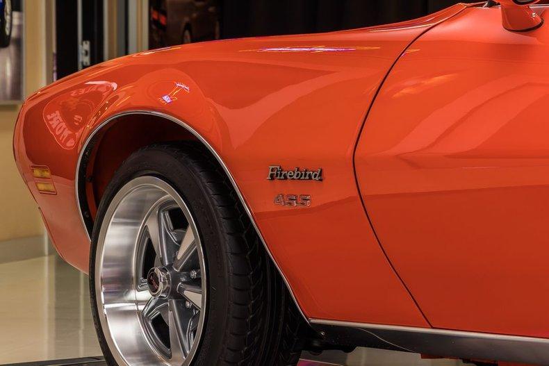 1970 Pontiac Firebird 58