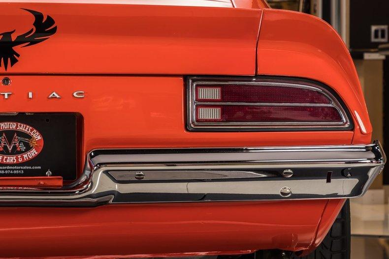 1970 Pontiac Firebird 63