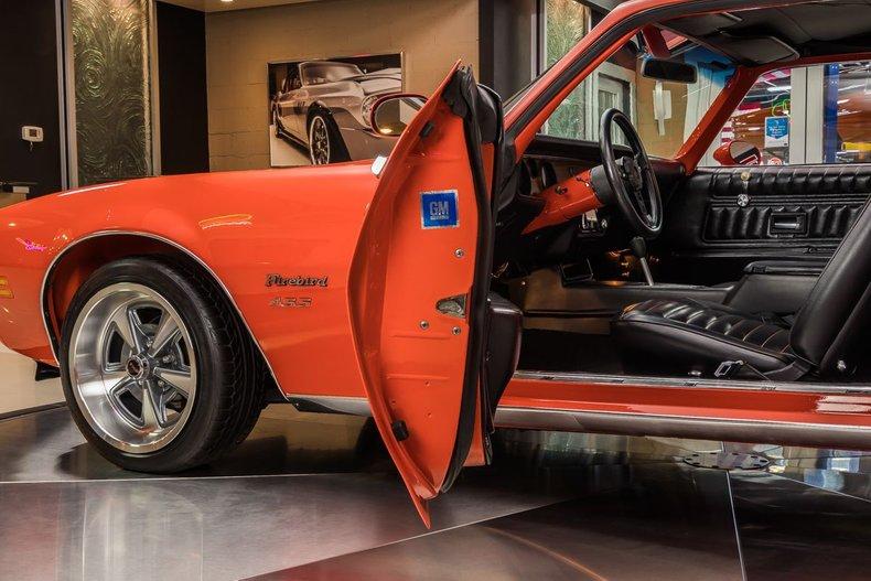 1970 Pontiac Firebird 72