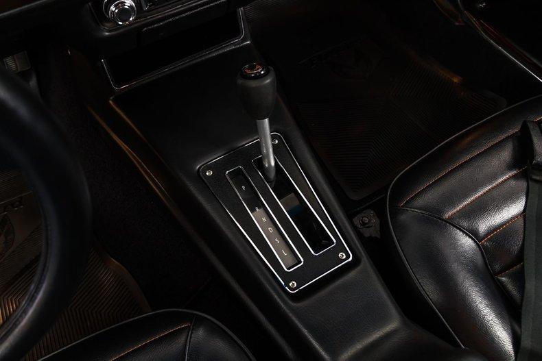 1970 Pontiac Firebird 81