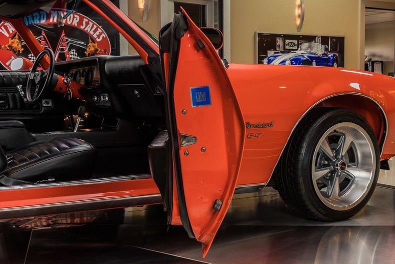 1970 Pontiac Firebird 83