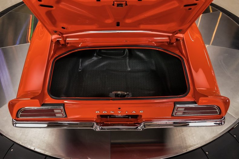 1970 Pontiac Firebird 95