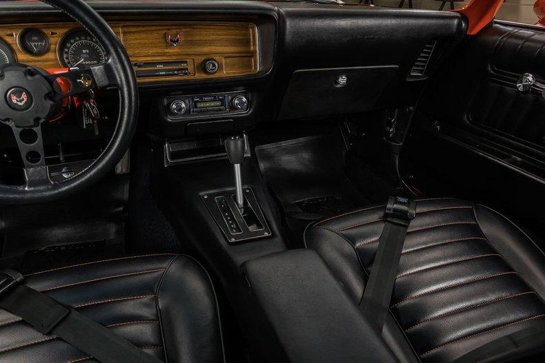 1970 Pontiac Firebird 93