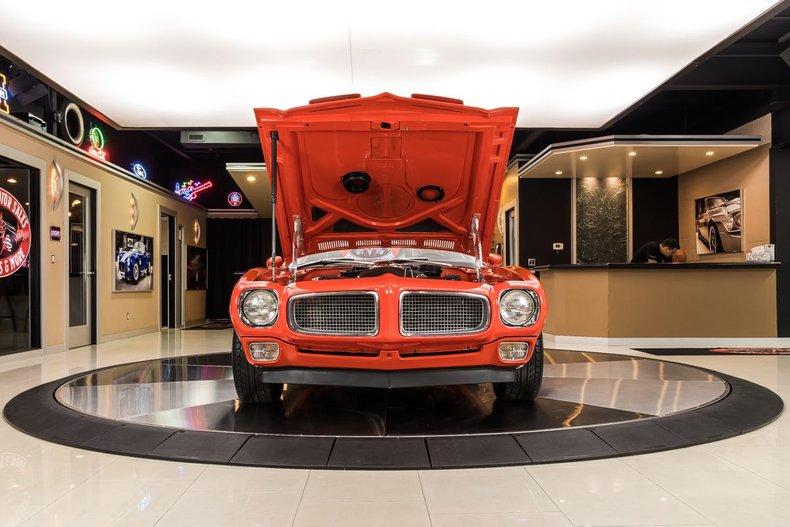 1970 Pontiac Firebird 99