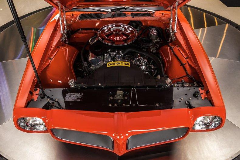 1970 Pontiac Firebird 101
