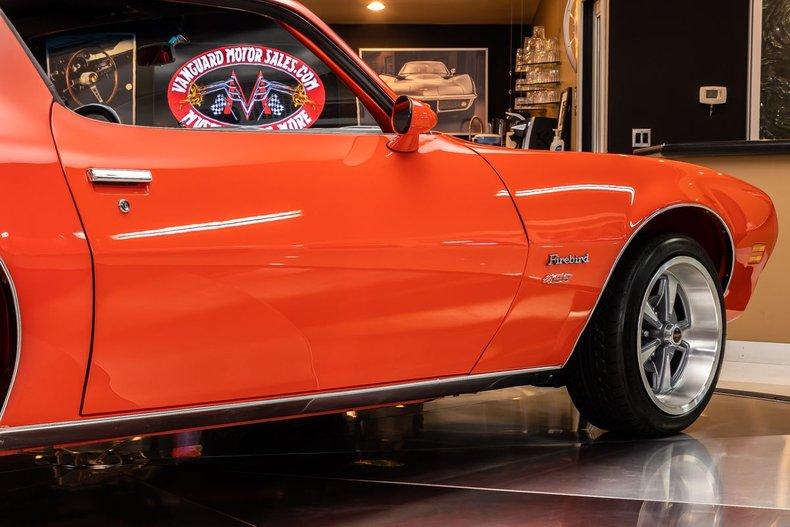 1970 Pontiac Firebird 68