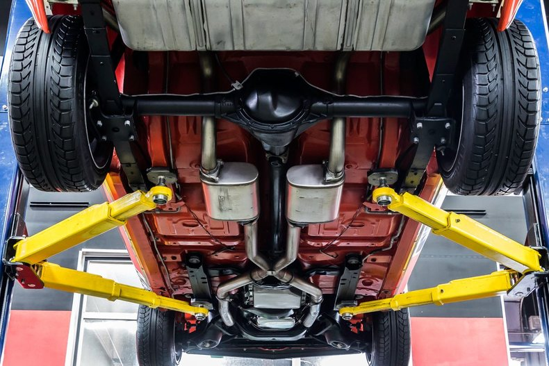 1970 Pontiac Firebird 2