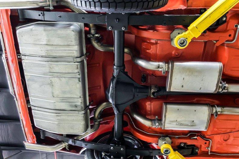 1970 Pontiac Firebird 4