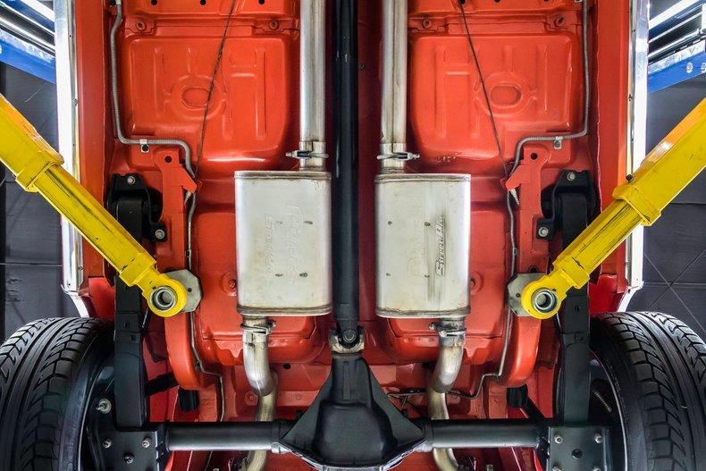 1970 Pontiac Firebird 9