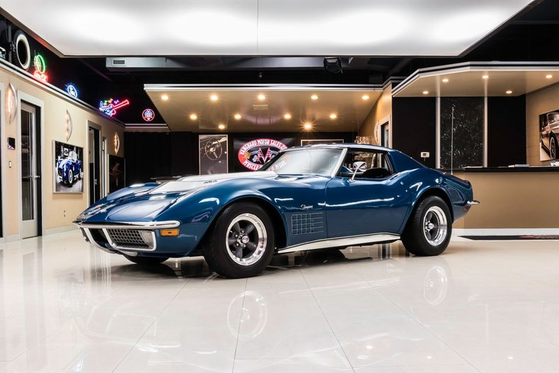 1970 Chevrolet Corvette For Sale