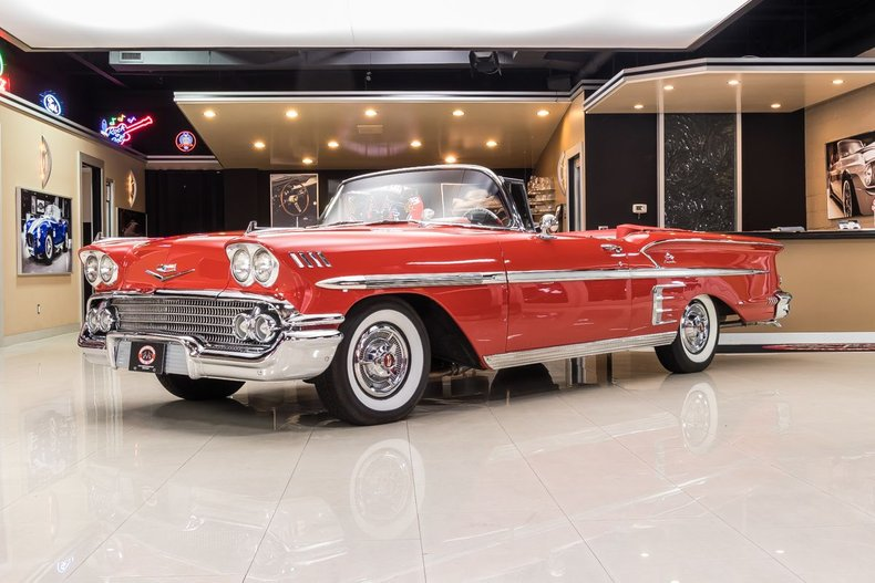 1958 Chevrolet Impala For Sale