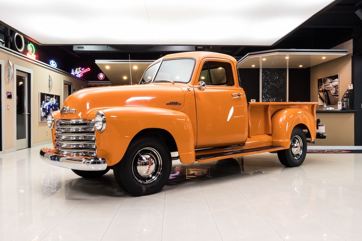 For Sale 1953 Chevrolet 3600