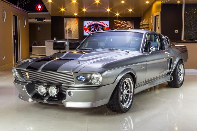 Eleanor Mustang For Sale >> 1967 Ford Mustang Classic Cars For Sale Michigan Muscle