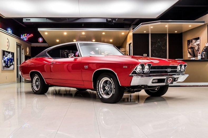 1969 Chevrolet Chevelle 7