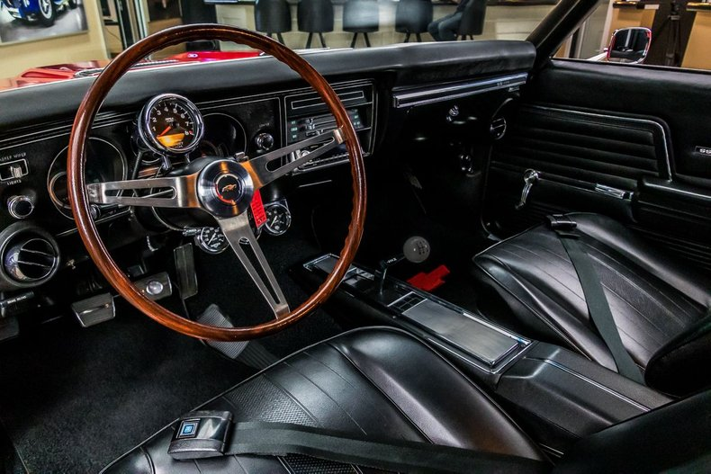 1969 Chevrolet Chevelle 2