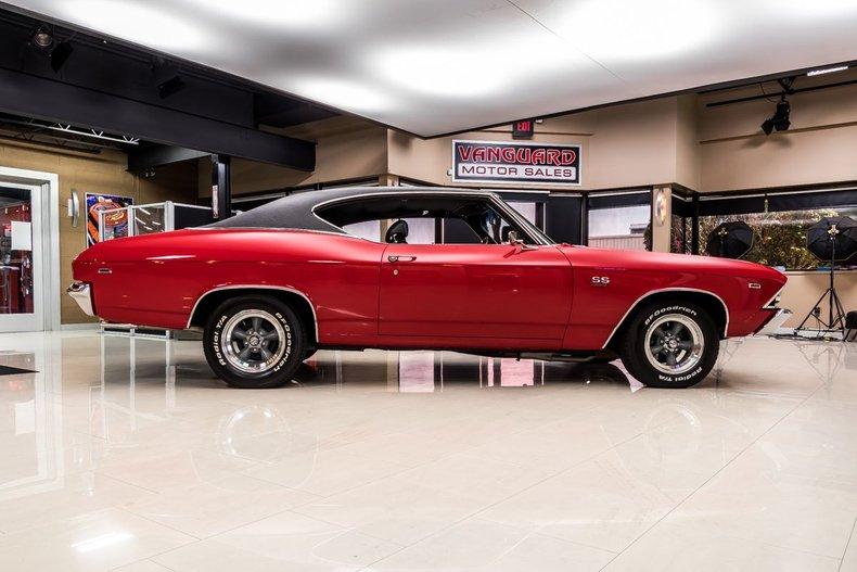 1969 Chevrolet Chevelle 9