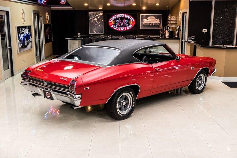 1969 Chevrolet Chevelle 10