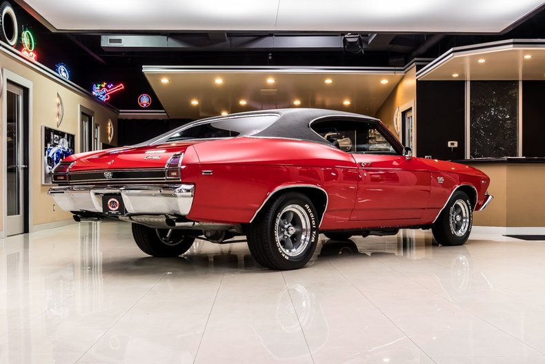 1969 Chevrolet Chevelle 11
