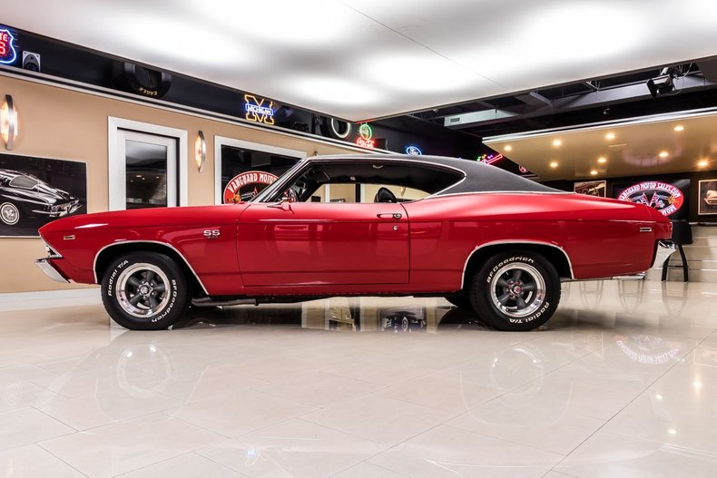 1969 Chevrolet Chevelle 16