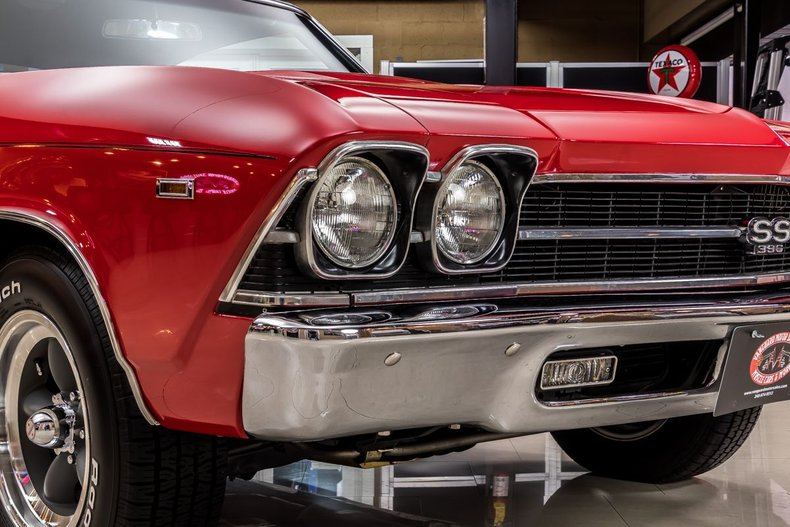 1969 Chevrolet Chevelle 18