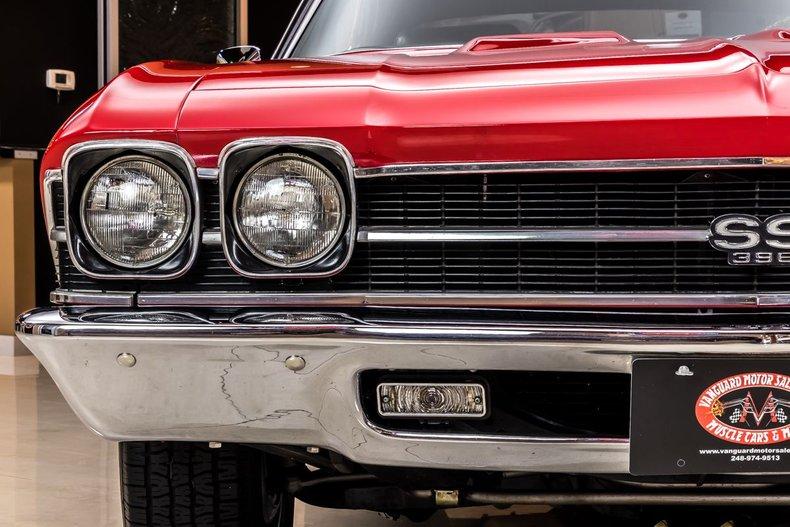 1969 Chevrolet Chevelle 17