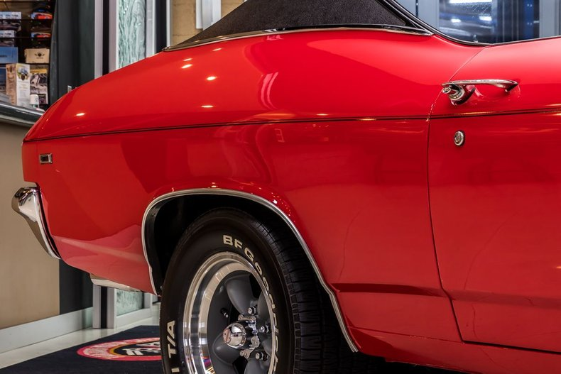1969 Chevrolet Chevelle 20