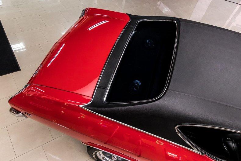 1969 Chevrolet Chevelle 21