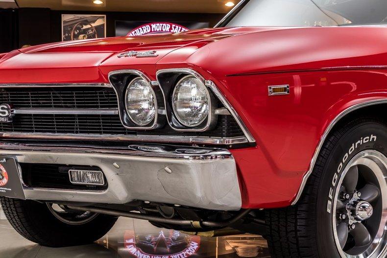 1969 Chevrolet Chevelle 26