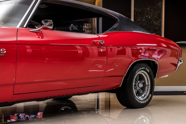 1969 Chevrolet Chevelle 27
