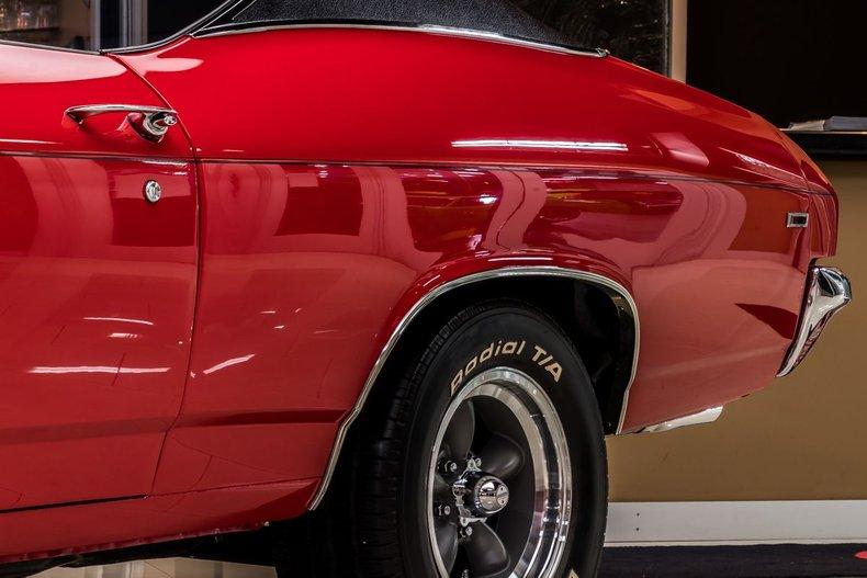 1969 Chevrolet Chevelle 28
